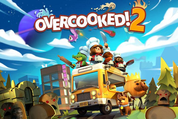 """Annunciati il DLC di Overcooked! 2 """"Campfire Cook Off"""" e il Season Pass!"""