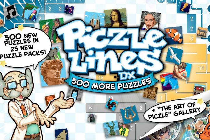 Piczle Lines DX 500 Nuovi Puzzle