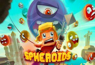 Spheroids: il platform 2D arriverà il 27 luglio su Nintendo Switch!