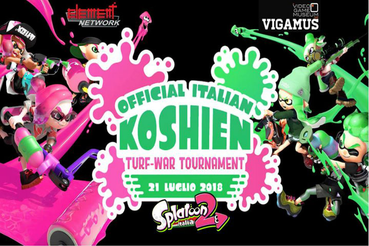 Splatoon 2: ecco com'è andata all'Official Koshien Italiano!
