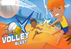 Super Volley Blast arriverà il 12 luglio su Nintendo Switch!