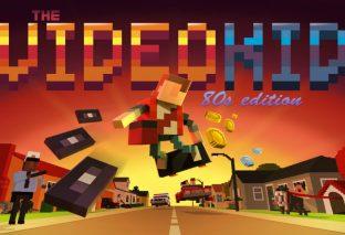L'arcade The VideoKid si farà strada il 30 agosto su Nintendo Switch!