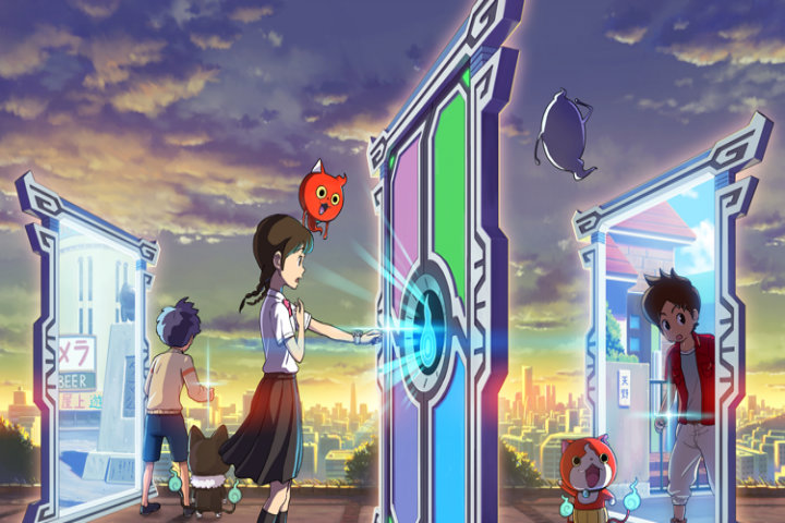 Yo-Kai Watch 4 annunciato per il mercato occidentale di Nintendo Switch!