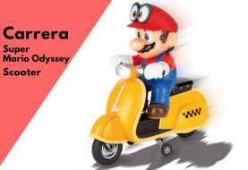 Carrera RC 2.4GHz Super Mario Odyssey Scooter - Recensione