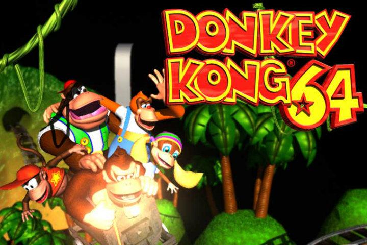 Donkey Kong 64 – Sessantaquattresimo Minuto