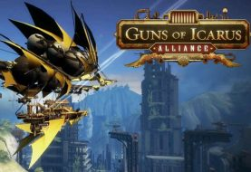 Guns of Icarus Alliance gratis su Humble Bundle