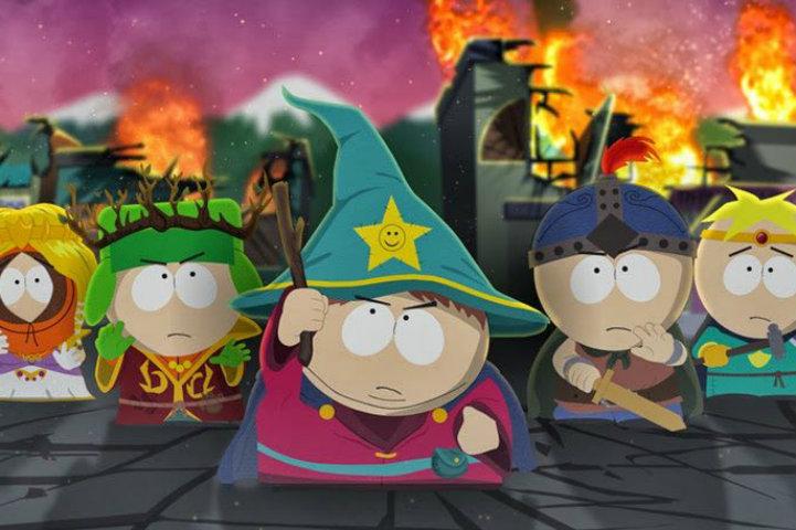 Rivelata la data di uscita della versione Switch di South Park: Il Bastone della Verità