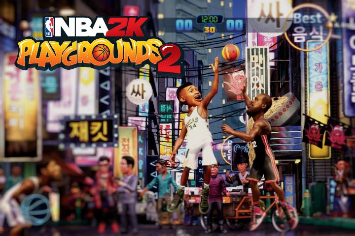 NBA 2K Playground 2 – Recensione