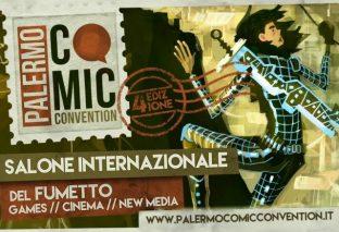 La nostra esprerienza al Palermo Comic Convention 2018