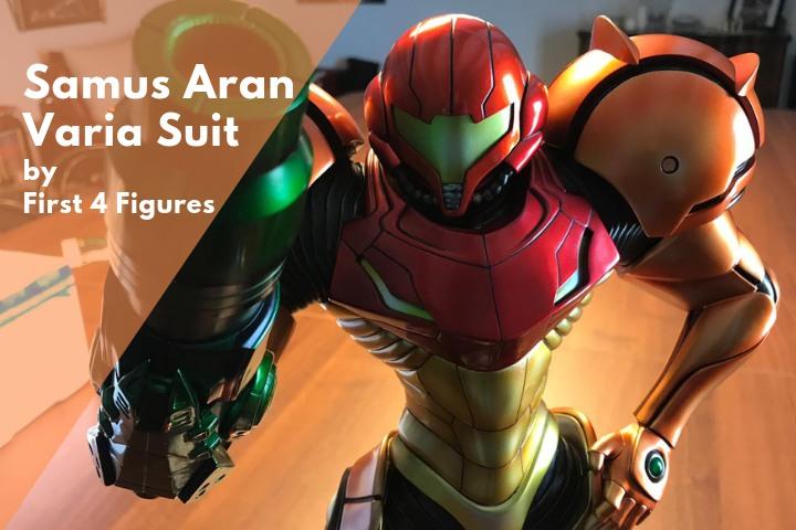 First 4 Figures Varia Suit Exclusive – Recensione