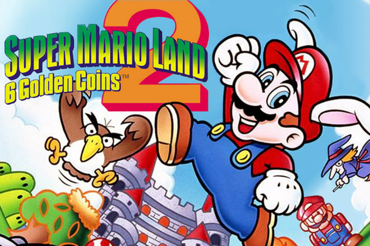 Super Mario Land 2: 6 Golden Coins – Sessantaquattresimo Minuto