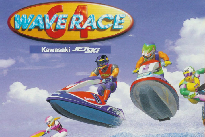 Wave Race 64 – Sessantaquattresimo Minuto