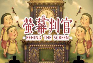 Behind The Screen: il puzzle game d'azione arriverà il 23 agosto su Nintendo Switch!