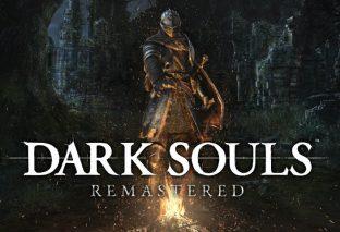 DARK SOULS: REMASTERED arriverà il 19 ottobre su Nintendo Switch!