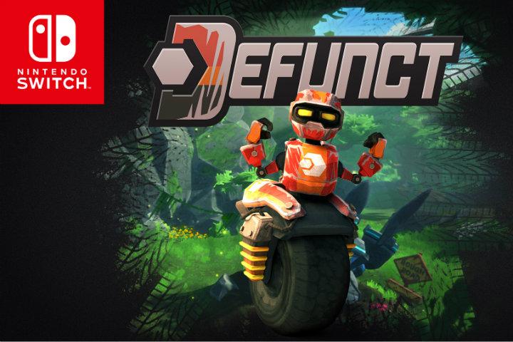 Defunct: l'avventura in corsa arriverà il 13 settembre su Nintendo Switch!