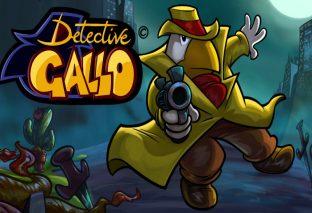 Detective Gallo, disponibile online la serie a fumetti del gioco punta e clicca italiano!