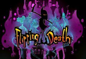 La versione retail di Flipping Death sbarca su Nintendo Switch e PlayStation 4