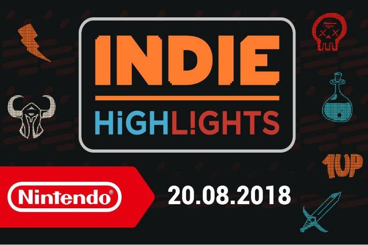 Indie Highlights: ecco gli indie che arriveranno nei prossimi mesi su Nintendo Switch!