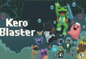 Kero Blaster: il platform d'azione graciderà il 23 agosto su Nintendo Switch!