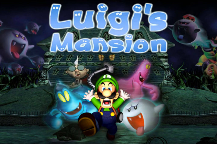 Il remake di Luigi's Mansion arriverà in Europa il 19 ottobre su Nintendo 3DS!