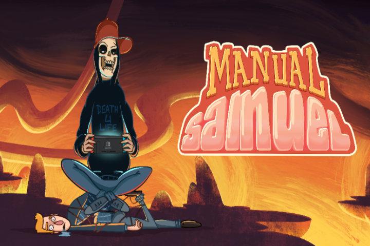 Manual Samuel: l'avventura manuale arriverà il 16 agosto su Nintendo Switch!