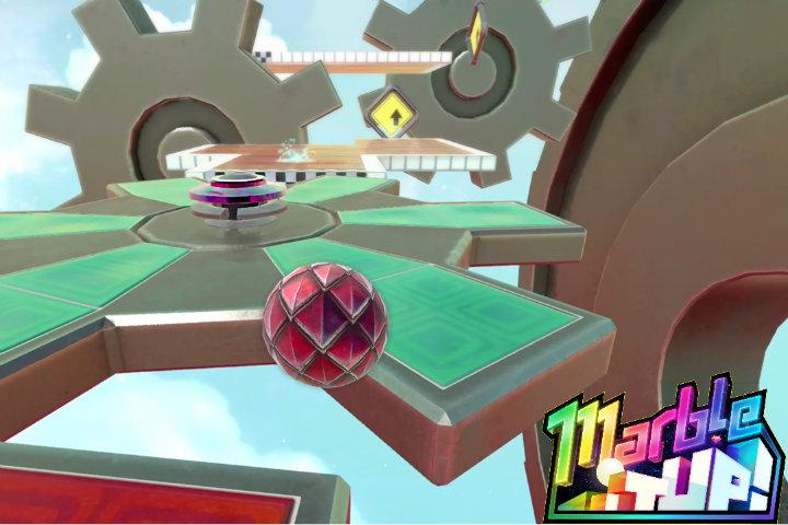 Marble It Up!: il baller game arriverà a settembre su Nintendo Switch!