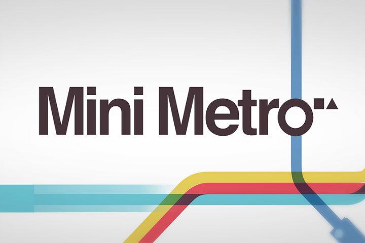 Mini Metro: crea metropolitane dal 30 agosto su Nintendo Switch!