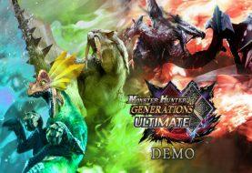 Monster Hunter Generations Ultimate: demo disponibile da oggi sull'eShop di Nintendo Switch!