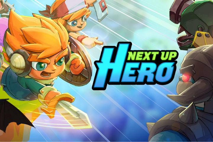 Next Up Hero: il dungeon crawler arriverà il 16 agosto su Nintendo Switch!