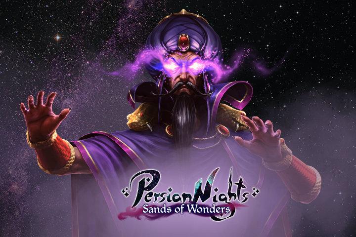 L'avventura Persian Nights: Sands of Wonders arriverà il 17 agosto su Nintendo Switch!