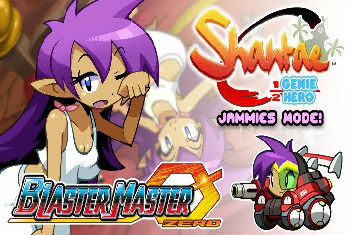Nuovo aggiornamento gratuito per i possessori di Shantae: Half Genie Hero!