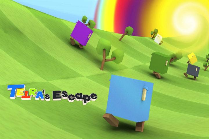 TETRA's Escape: il puzzle platform arriverà il 10 agosto su Nintendo Switch!