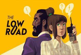 The Low Road: il punta e clicca arriverà il 23 agosto su Nintendo Switch!