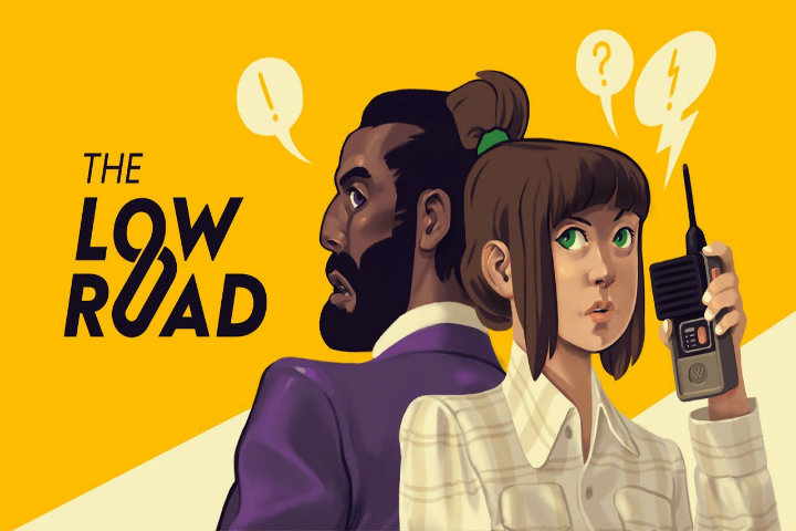 The Low Road: il punta e clicca arriverà il 23 agosto su Nintendo Switch!