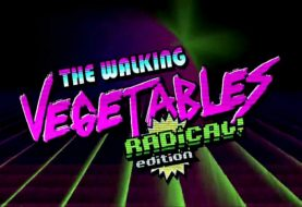 The Walking Vegetables: Radical Edition sparerà l'8 novembre su Nintendo Switch!