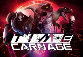 Time Carnage: il survival shooter arriverà il 12 settembre su Nintendo Switch!