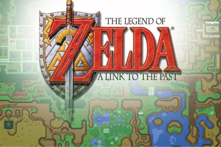 The Legend Of Zelda: A Link To The Past – Sessantaquattresimo Minuto