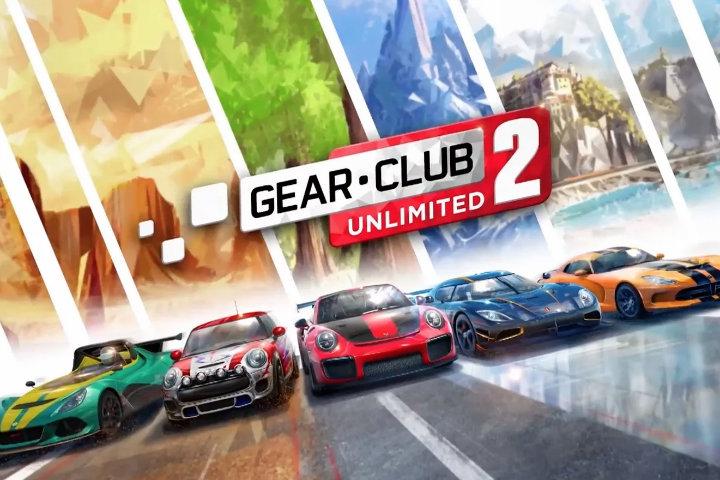 Gear.Club Unlimited 2 in arrivo su Nintendo Switch