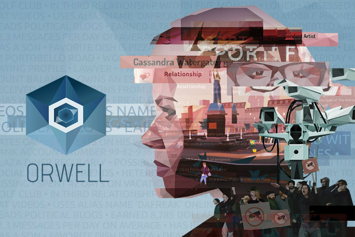 Orwell gratis su Humble Bundle