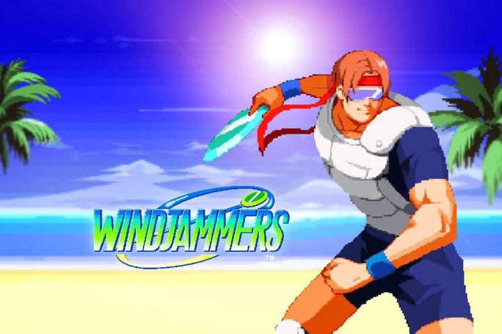 Windjammers sbarcherà in forma fisica su Nintendo Switch nel corso di questo mese