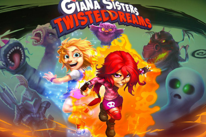 Giana Sisters: Twisted Dreams – Owltimated Edition sbarcherà su Nintendo Switch!