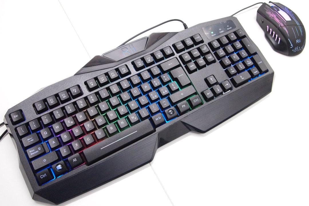 Rii Gaming RK400