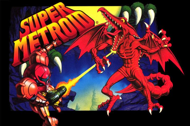 Super Metroid – Sessantaquattresimo Minuto