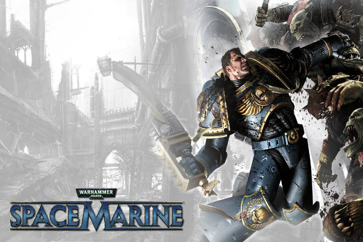 Warhammer 40,000: Space Marine gratis su Humble Bundle