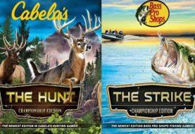 I bundle di Cabela's The Hunt e Bass Pro Shops The Strike sono arrivati su Nintendo Switch!