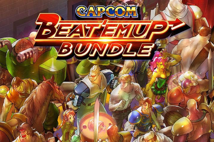 Capcom Beat 'Em Up Bundle – Recensione