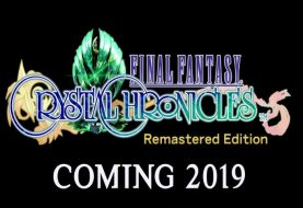 Final Fantasy: Crystal Chronicles Remastered Edition annunciato per Nintendo Switch e PS4!