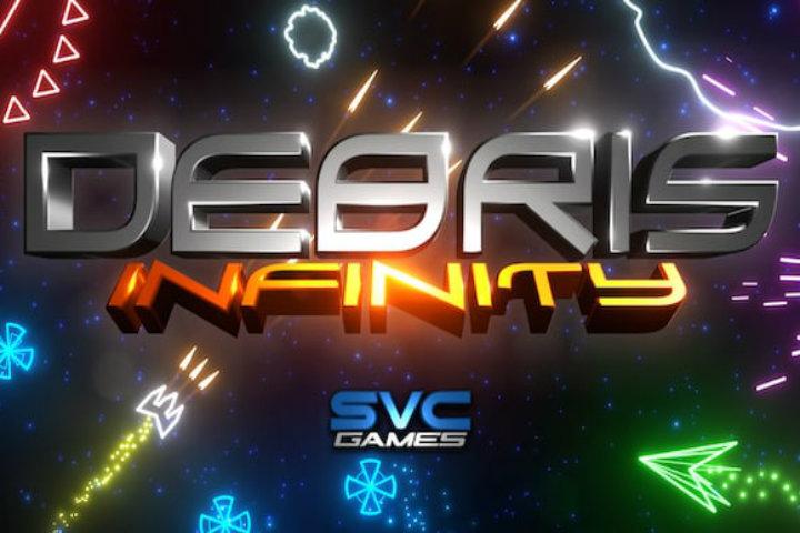Debris Infinity: l'arcade d'azione colpisce oggi, 25 settembre, su Nintendo Switch!