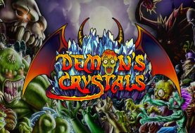Demon's Crystals: lo sparatutto twin-stick arriva oggi, 28 settembre, su Nintendo Switch!