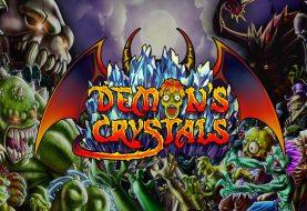 Demon's Crystals: lo sparatutto twin-stick arriva oggi, 28 settembre, su Nintendo Switch!